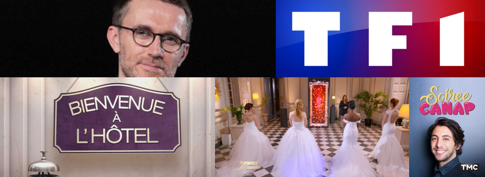 Drive-to-Web TV TF1