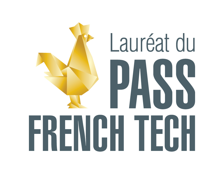 Lauréat du pass French Tech