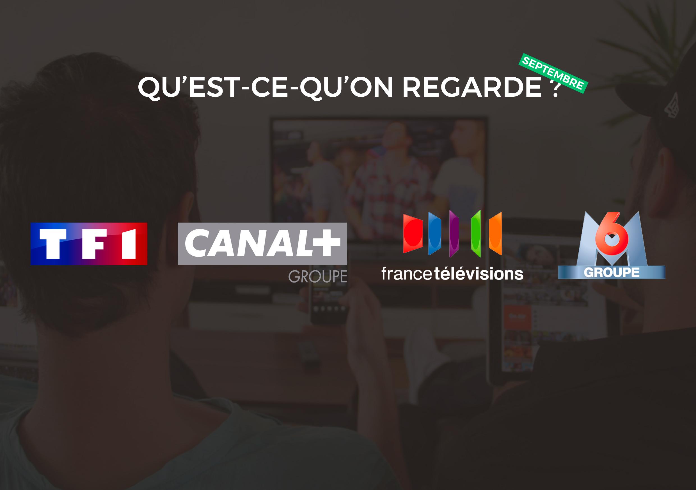 QQR special rentrée de la TV