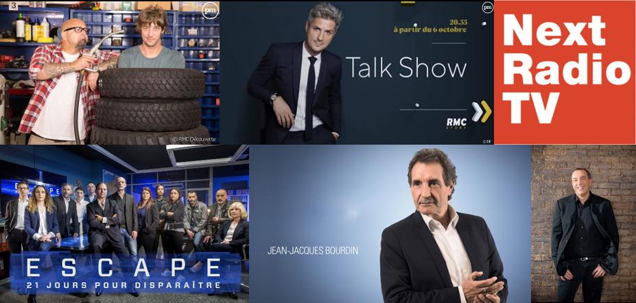 Indice Drive-to-Web TV NextRadioTV