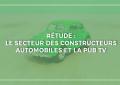 Constructeurs automobiles pub TV