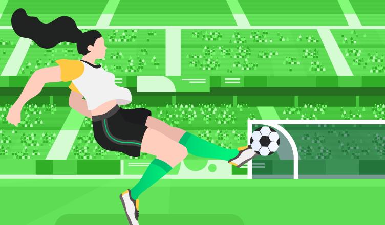 Coupe du monde & pub tv