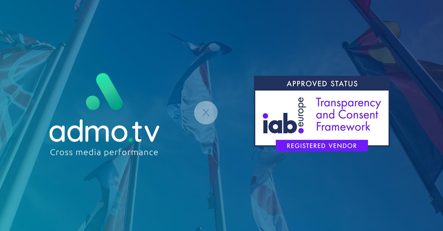 Admo.tv certifié IAB Europe